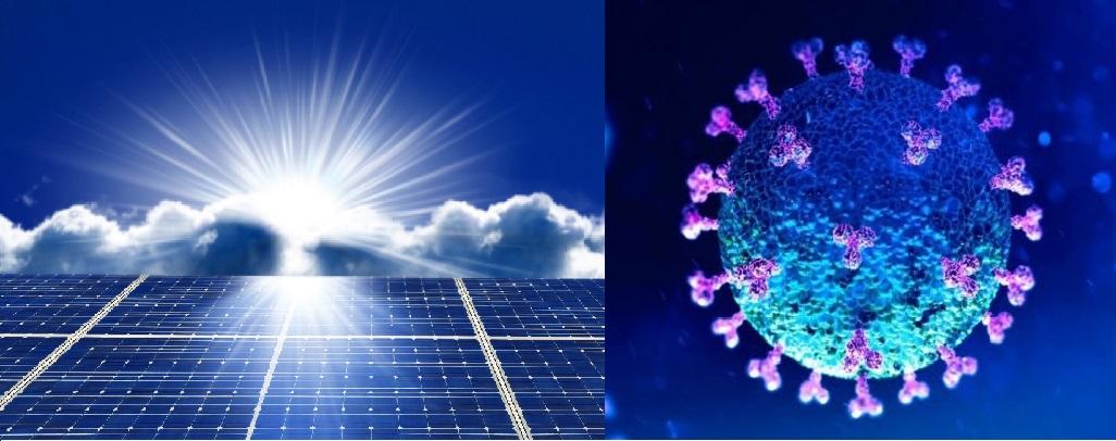 Aumento de energia causado pelo Corona vírus